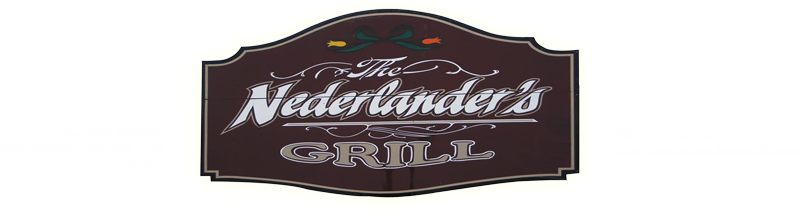 nederlander's logo, address